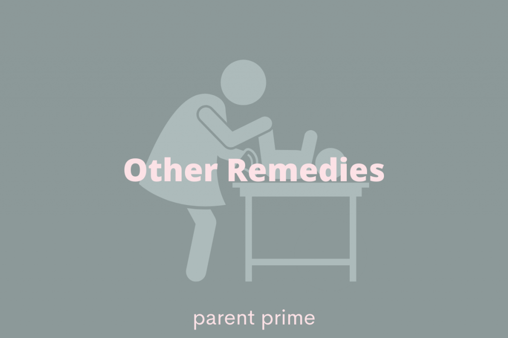 home remedies for baby constipation