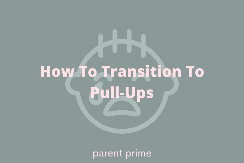how to transition to pull ups