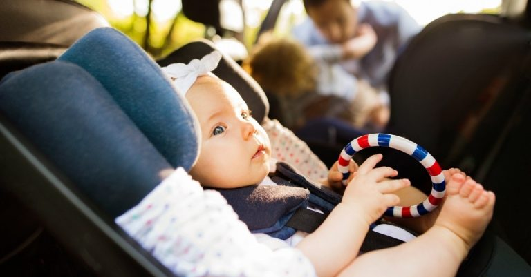 Do you need a car seat cover for baby
