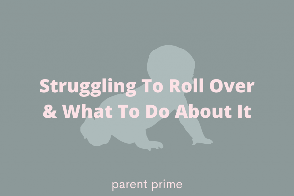 baby is not rolling over