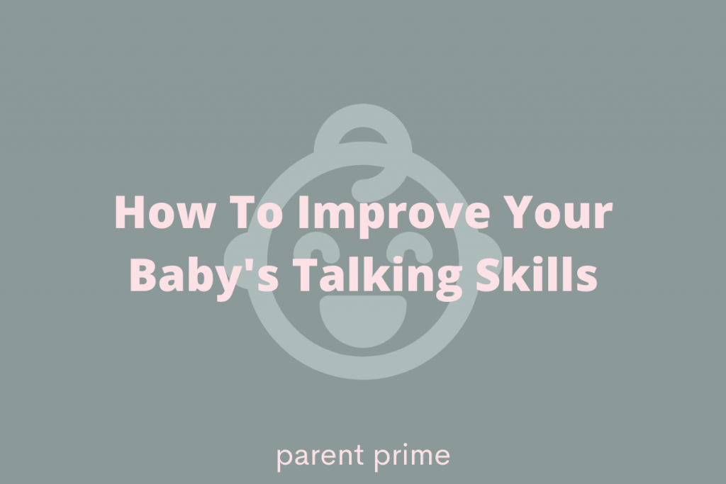 how to improve baby talking skills